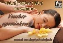 voucher upominkowy, na prezent warszawa, masaż na prezent, gwiazdka 2016