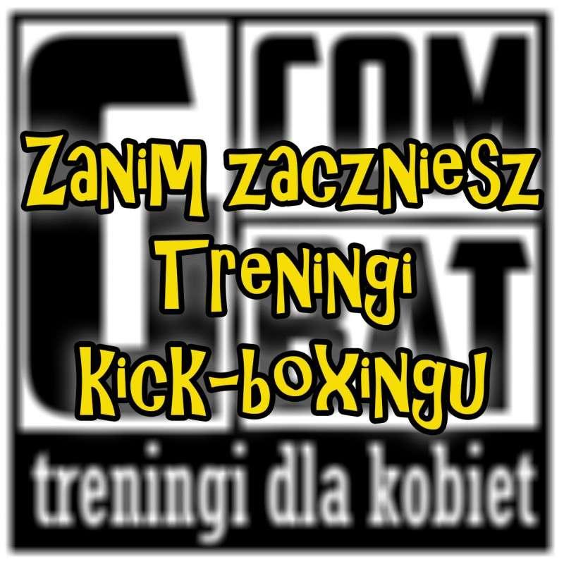co musze mieć na trening kickboxingu