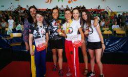 mistrzostwo polski kickboxing trenerka dla kobiet