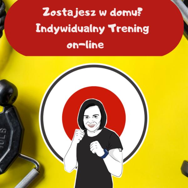 trening online, trening w domu, trenuj w domu z trenerem online