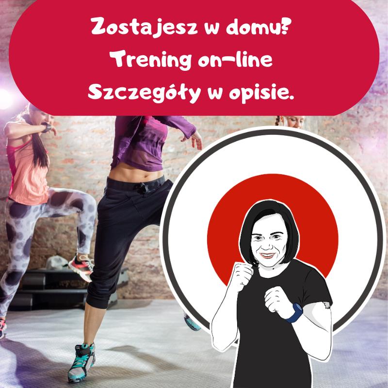trening online, trener online, trenerka online, trenerka dla kobiet, trening w domu, zostań w domu